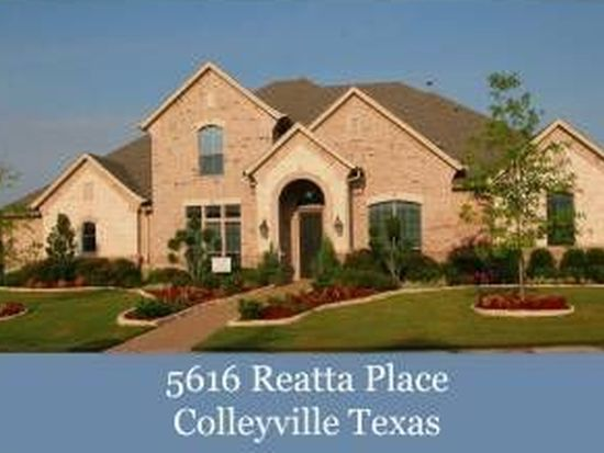 5616 Reatta Pl, Colleyville, TX 76034