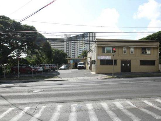 2161 N School St, Honolulu, HI 96819