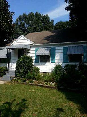 816 Bowen Cir, Memphis, TN 38122