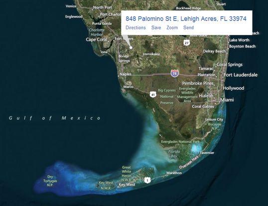 848 Palomino St E, Lehigh Acres, FL 33974