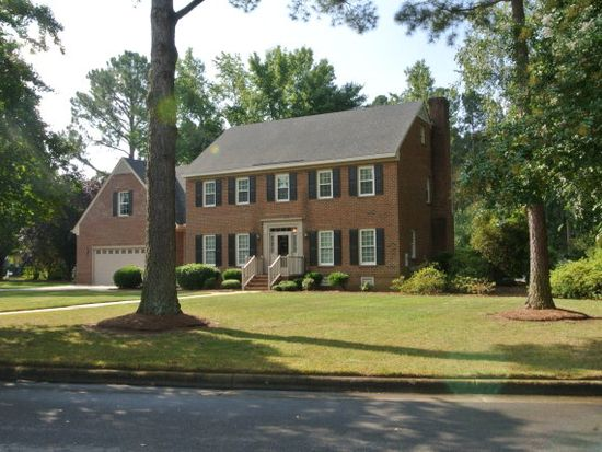 2109 Hermitage Rd NW, Wilson, NC 27896