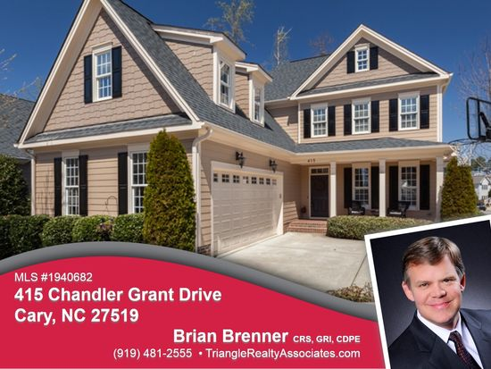 415 Chandler Grant Dr, Cary, NC 27519