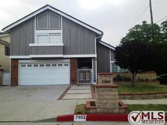 7953 Casaba Ave, Canoga Park, CA 91306