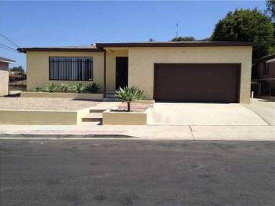 2409 Homesite Dr, San Diego, CA 92139