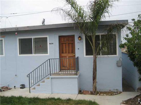 4654 Niagara Ave, San Diego, CA 92107