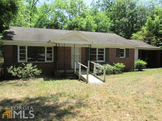 391 Allen Memorial Dr SW, Milledgeville, GA 31061