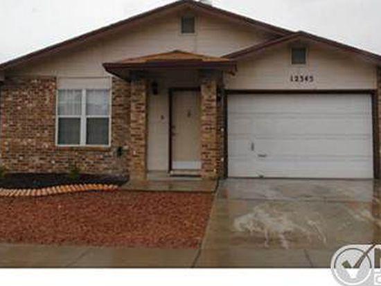 12345 Carlos Bombach Ave, El Paso, TX 79928