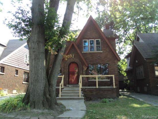 4835 Courville St, Detroit, MI 48224
