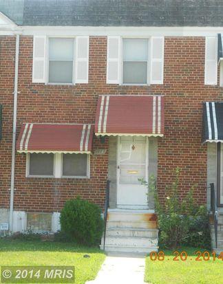 3779 Ravenwood Ave, Baltimore, MD 21213