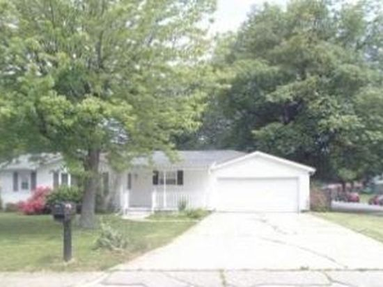828 Parkview Dr, New Castle, IN 47362