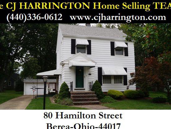 80 Hamilton St, Berea, OH 44017