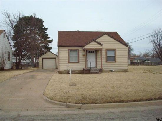 414 W Birch Ave, Enid, OK 73701