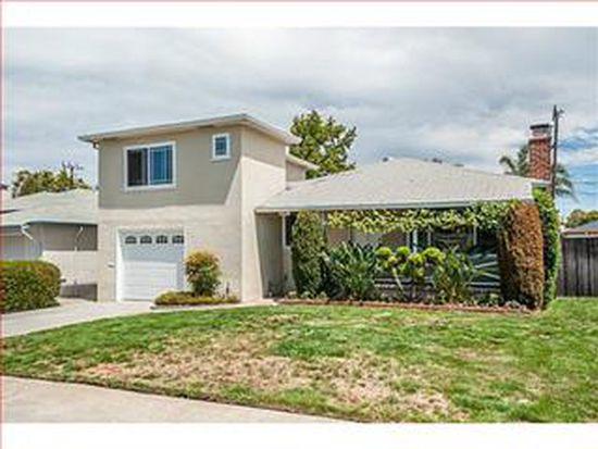 3525 Pasadena Dr, San Mateo, CA 94403