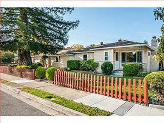 630 Oak Ridge Dr, Redwood City, CA 94061