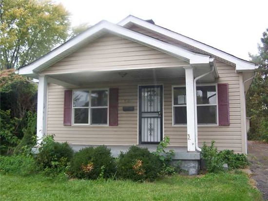4512 E 21st St, Indianapolis, IN 46218