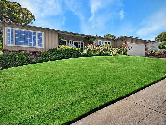 2821 Rivera Dr, Burlingame, CA 94010