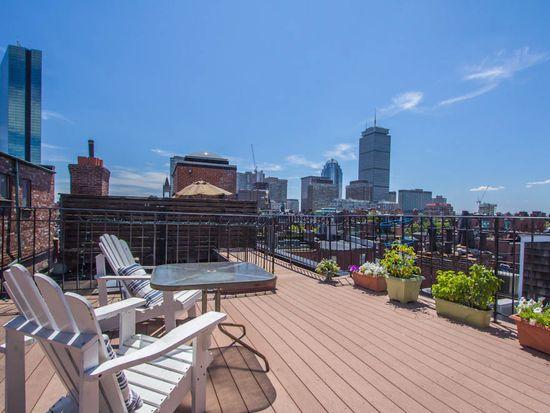 261 Beacon St APT 21, Boston, MA 02116