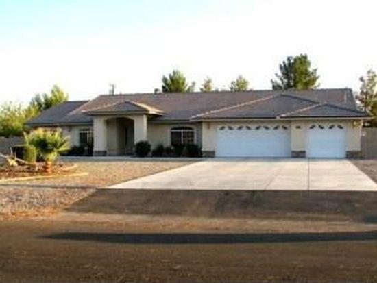 18660 Mingo Rd, Apple Valley, CA 92307