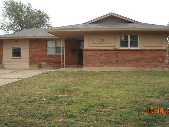 405 NW 54th St, Lawton, OK 73505