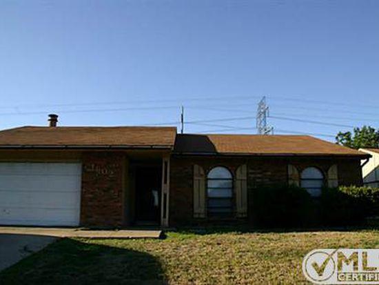1602 Independence Trl, Grand Prairie, TX 75052