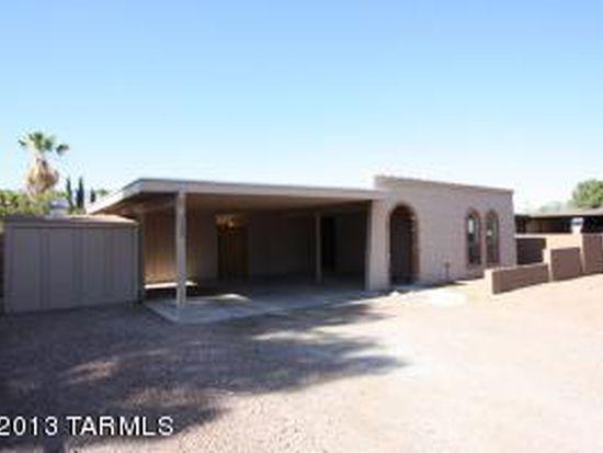 4533 E San Francisco Blvd, Tucson, AZ 85712