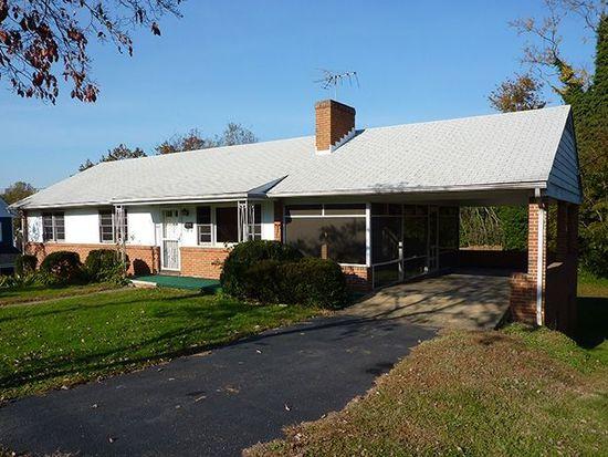 805 Cynthianna Ave, Charlottesville, VA 22903