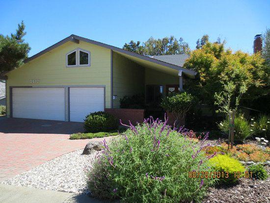 2612 Wakefield Dr, Belmont, CA 94002