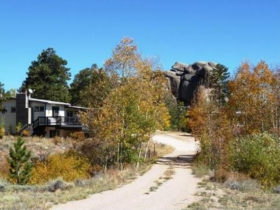64 Chipeta Rd, Red Feather Lakes, CO 80545