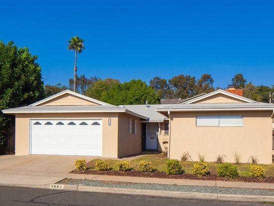3881 Mount Aladin Ave, San Diego, CA 92111