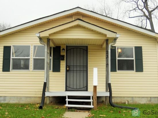 2319 N Parker Ave, Indianapolis, IN 46218