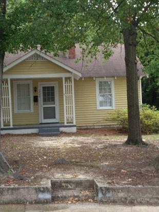1624 Whitney St, Augusta, GA 30904