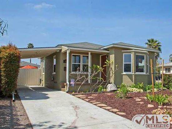 4738 Winona Ave, San Diego, CA 92115