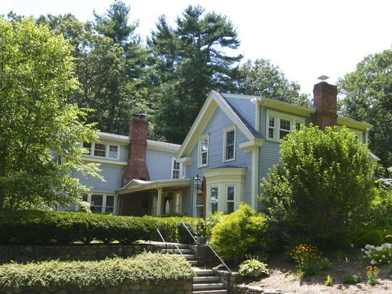 12 Sherman Bridge Rd, Wayland, MA 01778