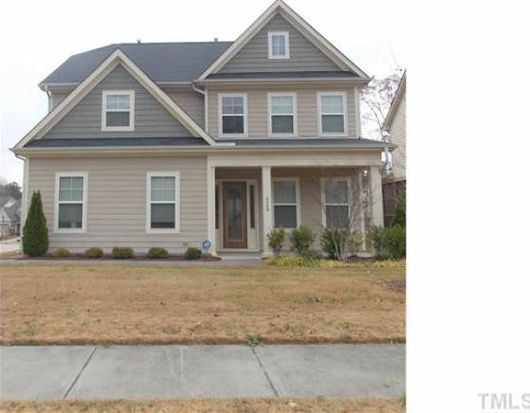 2369 Rainy Lake St, Wake Forest, NC 27587