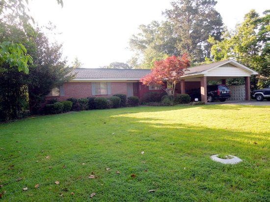 402 Crestmont Ave, Hattiesburg, MS 39401
