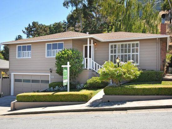 30 Vine St, San Carlos, CA 94070