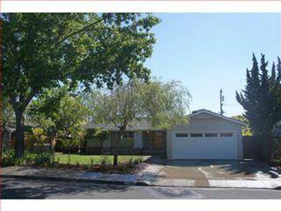 701 Castle Hill Rd, Redwood City, CA 94061