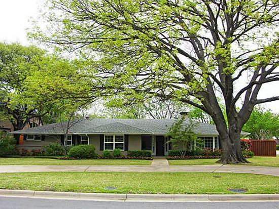 5723 Meadowcrest Dr, Dallas, TX 75230