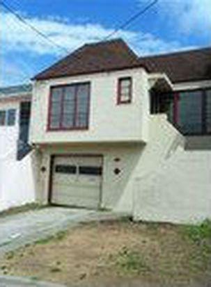 342 Monticello St, San Francisco, CA 94132