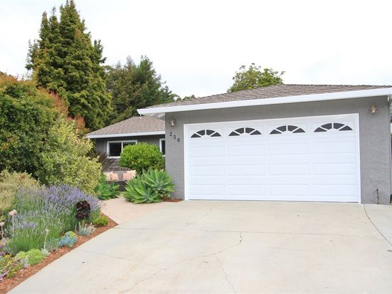 238 Calvin Pl, Santa Cruz, CA 95060