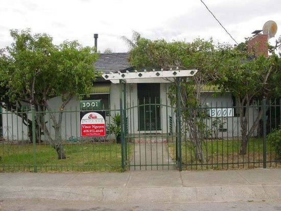 3001 Francis Dr, San Jose, CA 95133