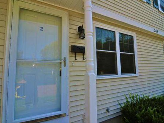 209 South St APT 2, Plainville, MA 02762