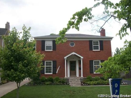 319 S Sherrin Ave, Norbourne Estates, KY 40207