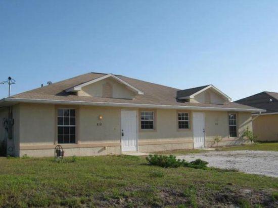816 W 12th St, Lehigh Acres, FL 33972