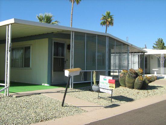 120 N Val Vista Dr LOT 148, Mesa, AZ 85213