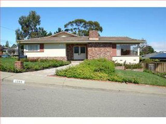 1396 Madera Way, Millbrae, CA 94030