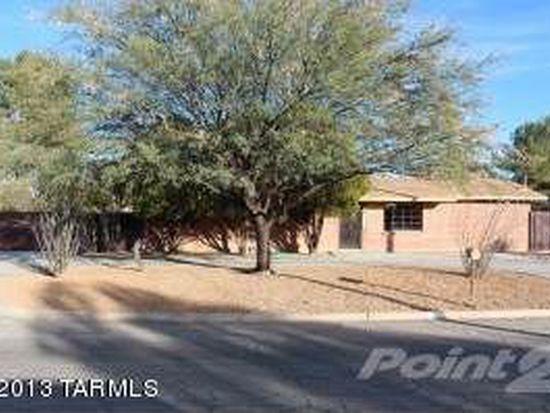 1446 N Magnolia Ave, Tucson, AZ 85712