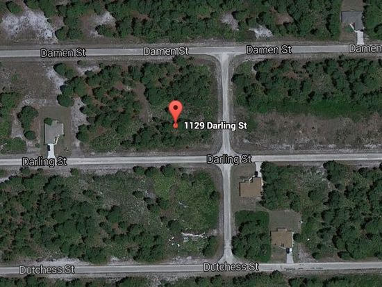1129 Darling St E, Lehigh Acres, FL 33974