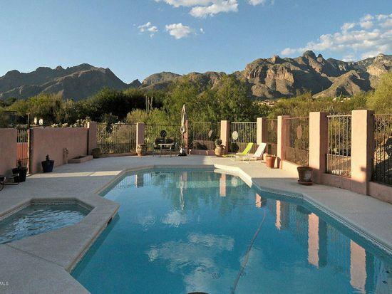 6800 N Chaparral Ave, Tucson, AZ 85718