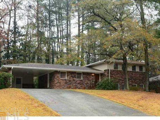 1375 Biltmore Dr NE, Atlanta, GA 30329